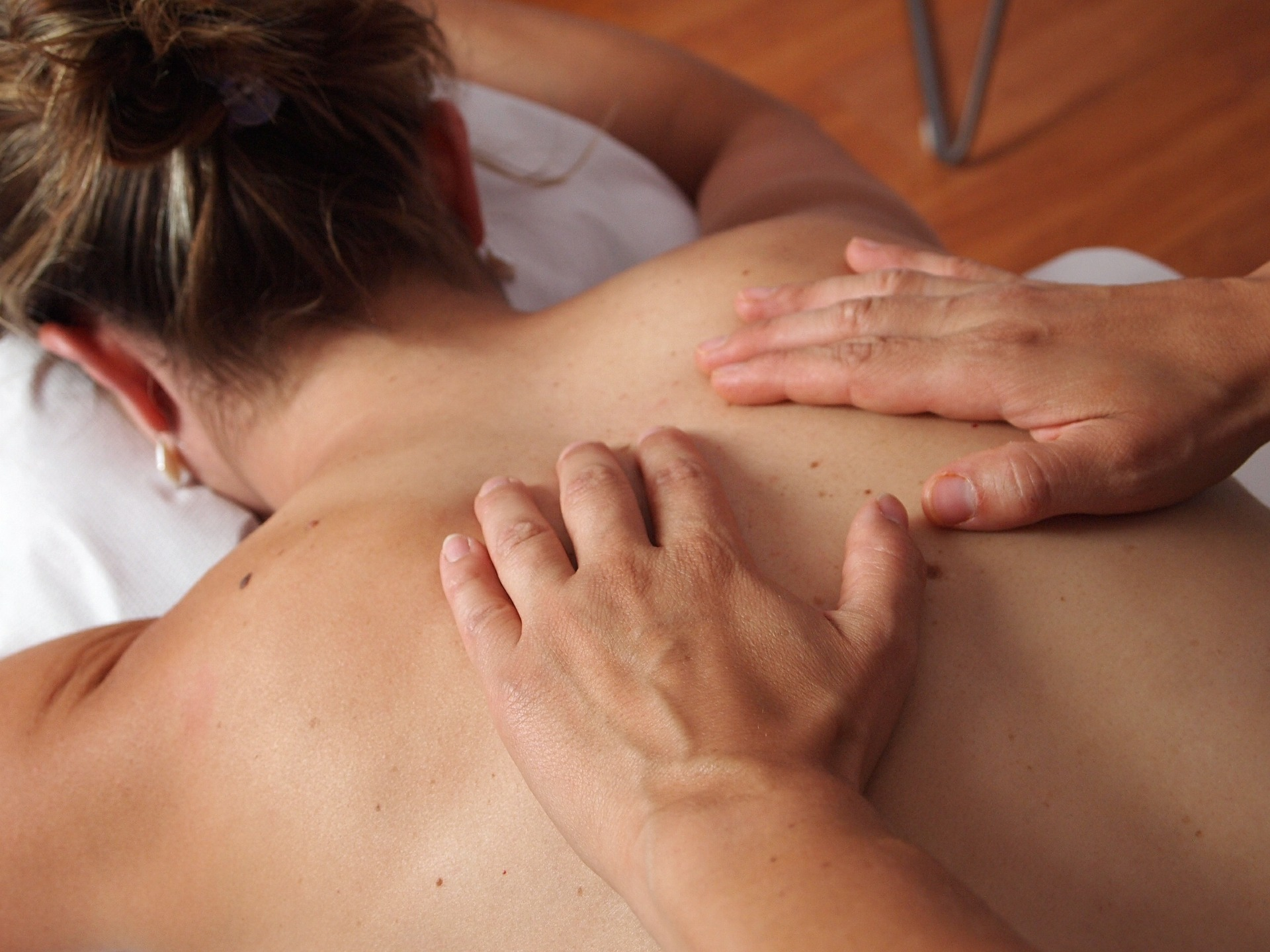 massage therapy in Perthshire & Angus